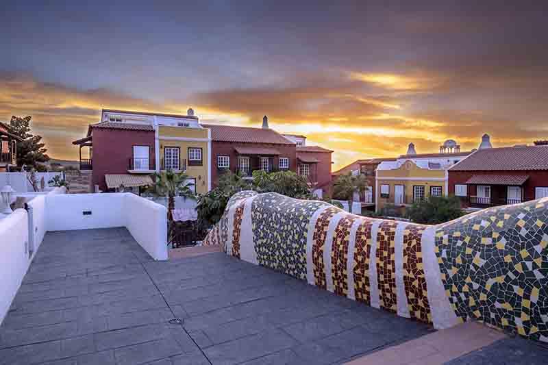 Fotografía de exteriores y arquitectura Tenerife