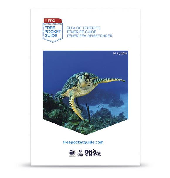Productos Más que Mapas. Free Pocket Guide Tenerife