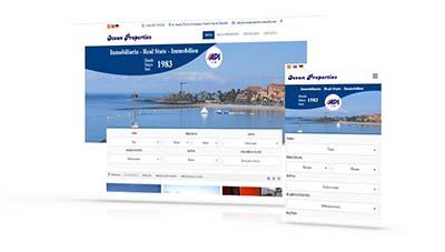 Diseño Web tenerife Más que Mapas