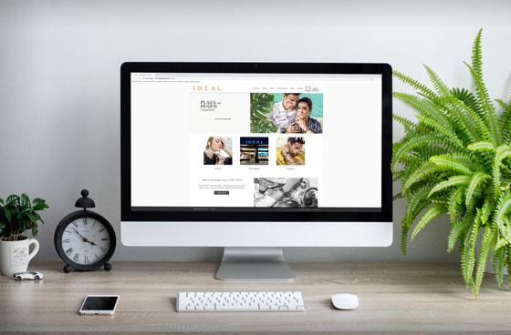 Joyerías Ideal Diseño Web Tenerife,  Más que Mapas